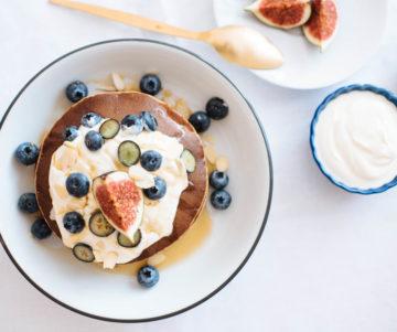 Banana Protein Pancake Recept | Een paar en een reserve