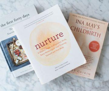 Boeken en podcasts waar ik dol op ben (voor nieuwe moeders)