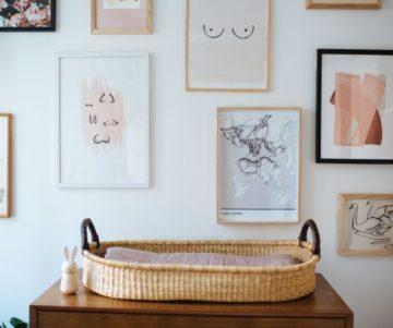 Frankie's Gallery Wall | Een paar en een reserve